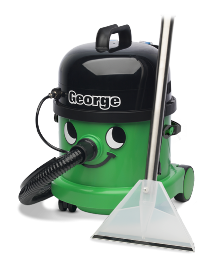 Numatic George GVE 370 (Carpet Cleaner)